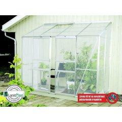 skleník VITAVIA IDA 3300 PC 6 mm strieborný