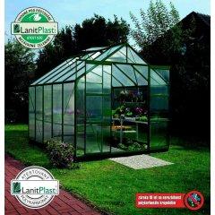 skleník VITAVIA URANUS 8300 PC 4 mm zelený