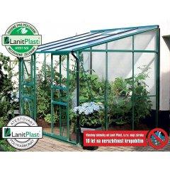 skleník VITAVIA IDA 5200 PC 4 mm zelený