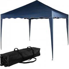 INSTENT BASIC zahradní párty stan - 3 x 3 m, modrý