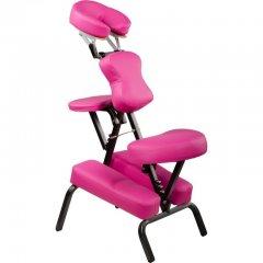 MOVIT® Massagestuhl, Massageliege, Pink