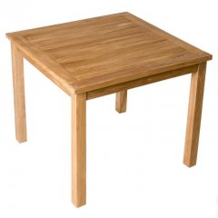 DIVERO jídelní stůl, 90 x 90 cm