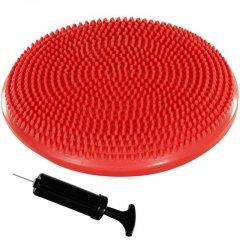 MOVIT Balanční polštář na sezení, 38 cm, červený