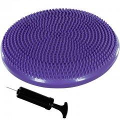 MOVIT Balančný vankúš na sedenie, 38 cm, fialový