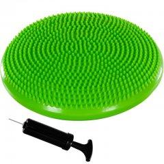 MOVIT Balančný vankúš na sedenie, 38 cm, zelený