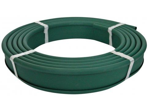 Záhradný obrubník plastový GARDEN DIAMOND 10 m zelený