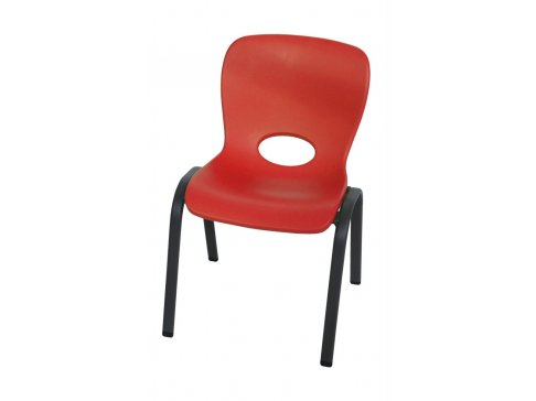 detská stolička červená LIFETIME 80511