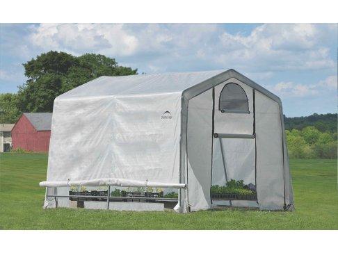 plachtový skleník SHELTERLOGIC 3,0 x 3,0 m - 35 mm - 70656EU