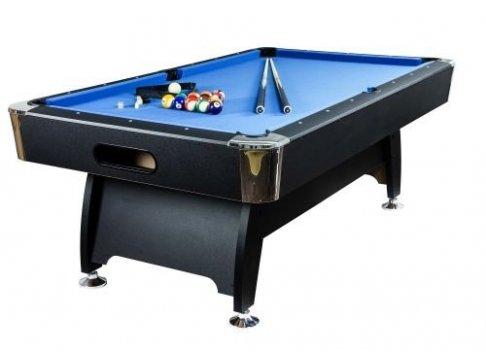 Biliardový stôl pool biliard biliard 8 ft s vybavením