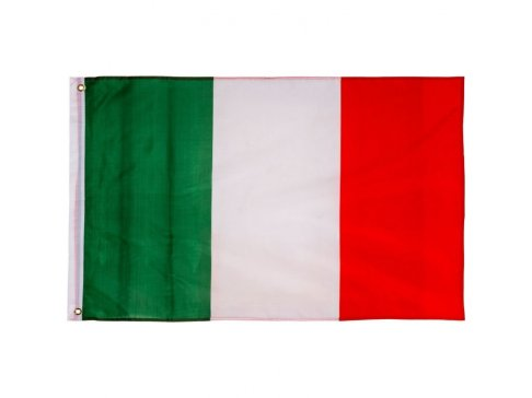 Vlajka Itálie - 120 cm x 80 cm