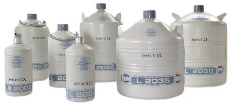 Dewarova nádoba na kapalný dusík 50 litrů