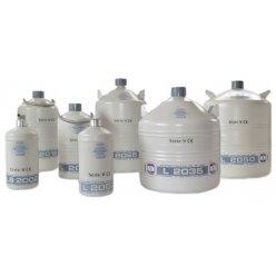 Dewarova nádoba na kapalný dusík 25 litrů