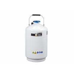 Dewarova nádoba na kapalný dusík 10 litrů