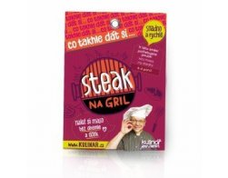 Steak na gril