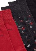 Pánské ponožky 3P RS Gift Set CC