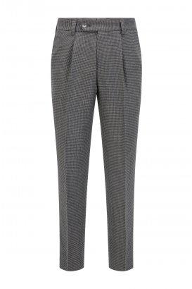Pánské kalhoty H-Perin-Pleat-214