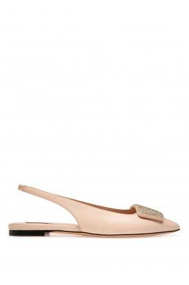 Dámské boty Sabby Flat-Studs