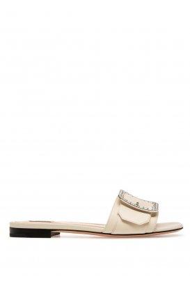 Dámské pantofle Janna Flat-Crystal