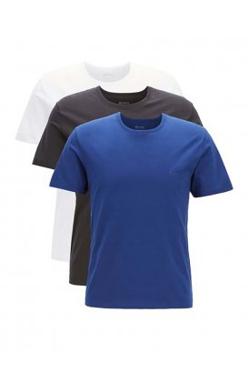 Pánská trika T-Shirt RN 3P CO/EL