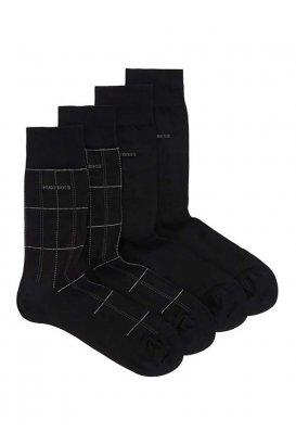 Pánské ponožky 2P RS Soft Check MC