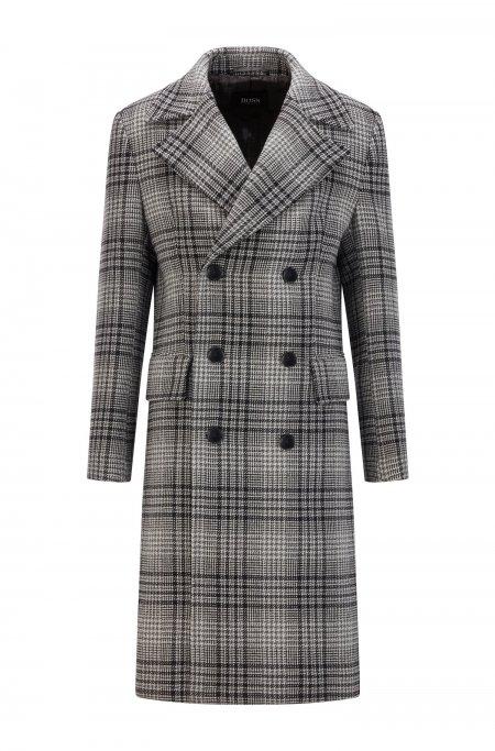 Pánský kabát H-Hyde-DB-214