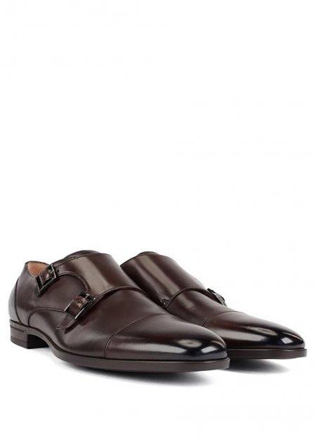Pánské boty Kensington Monk buwt