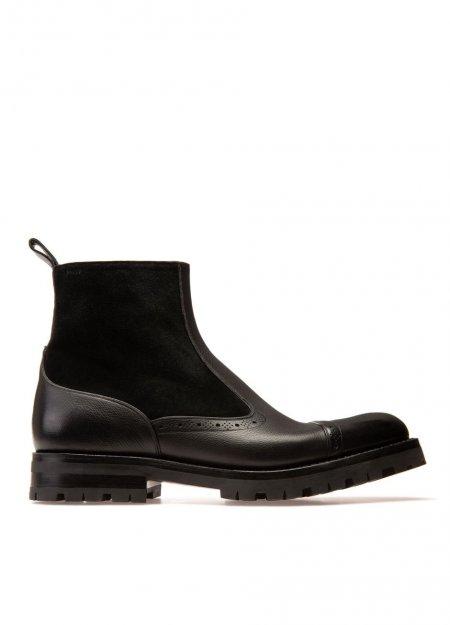Pánské kotníkové boty Geber