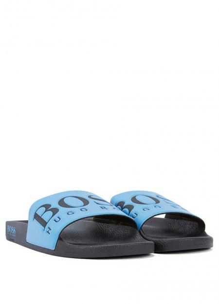 Pánské pantofle Solar Slid logo