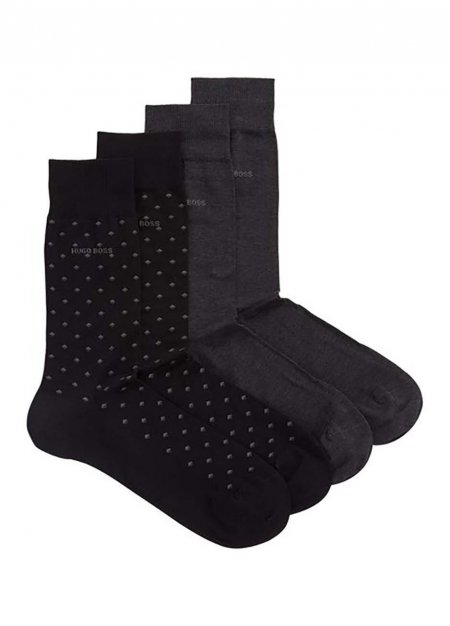 Pánské ponožky 2P RS Minipattern MC