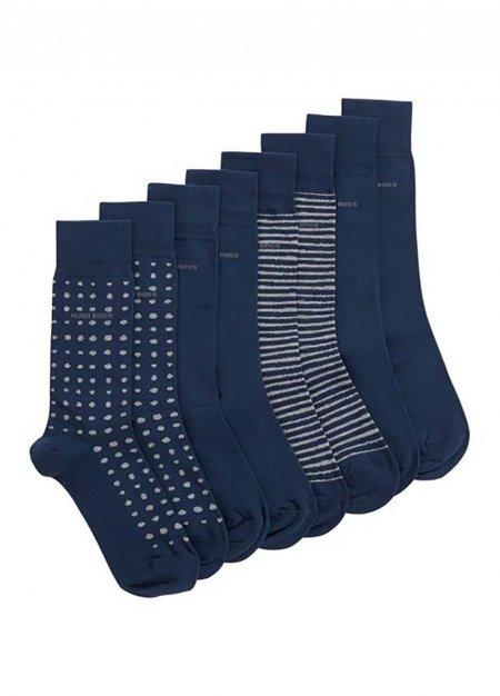 Pánské ponožky 4P Gift set Metal CC