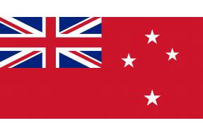 Námořní vlajka Nového Zélandu