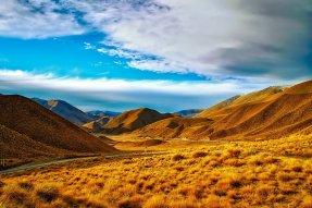 Podzim na Novém Zélandu