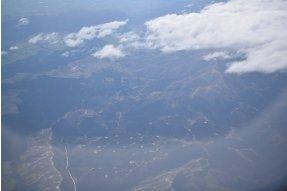 Přelet z Christchurch do Invercargill