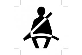 Používejte bezpečnostní pásy