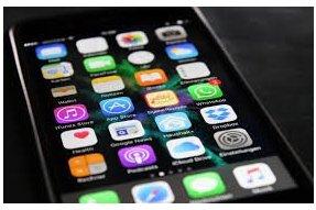 Funkční mobilní telefon