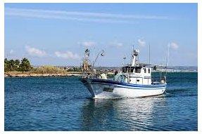 Rybaření z lodi