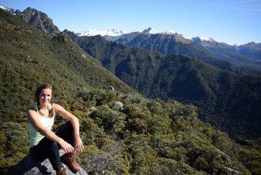 Eldrig Peak - Fiordland
