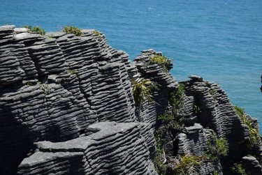 West Coast - Pancake rocks