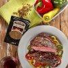 Mistr grilu Grilovací koření BEZ SOLI - Steak America, 100g