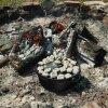 Litinový outdoorový hrnec s poklicí Lodge 5,7l (Camp Dutch Oven)