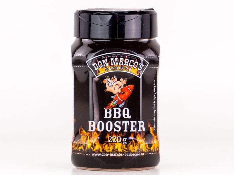 Don Marcos BBQ Grilovací koření BBQ Booster, 220g