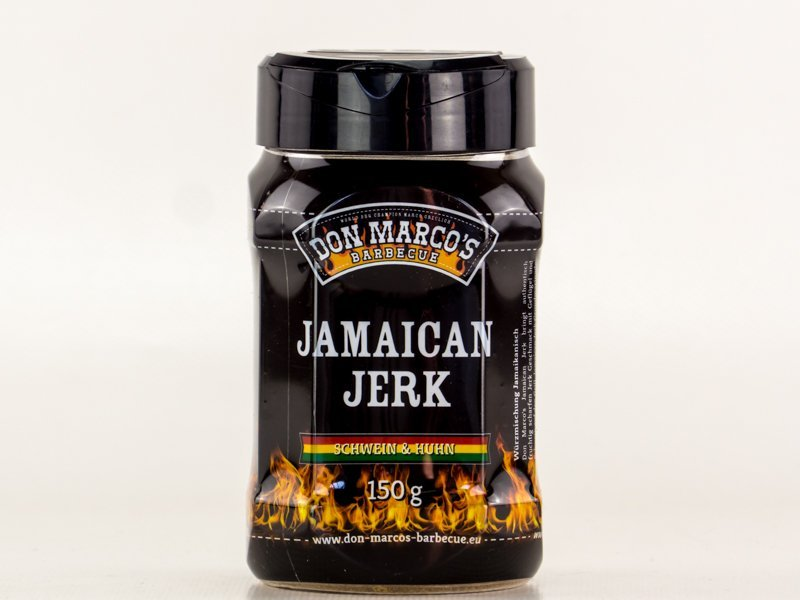 Don Marcos BBQ Koření Jamaican Jerk, 150g