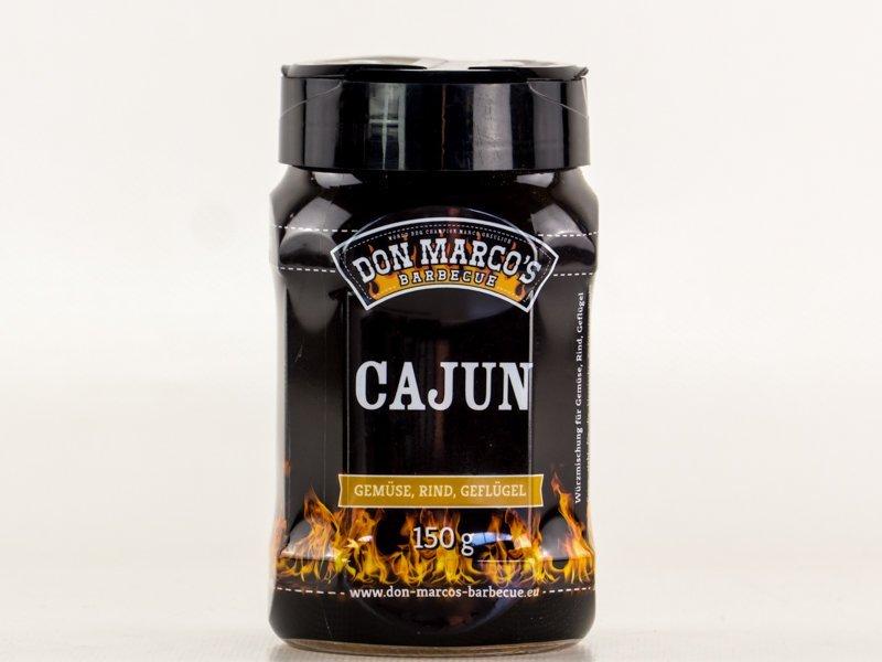 Don Marcos BBQ Kořenící směs Cajun, 150g