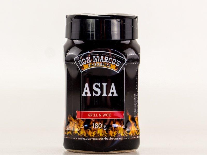 Don Marcos BBQ Kořenící sůl Asia, 180g