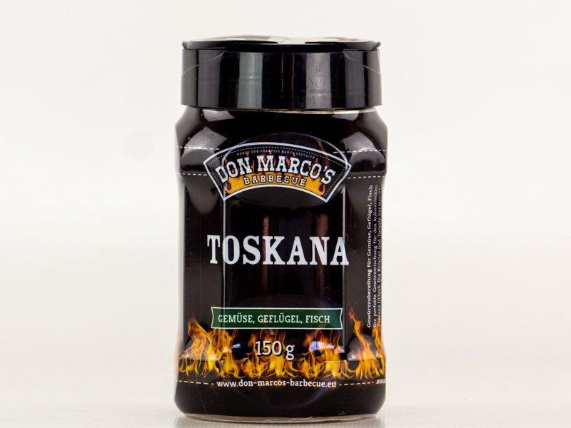 Don Marcos BBQ Kořenící směs Toskana, 150g