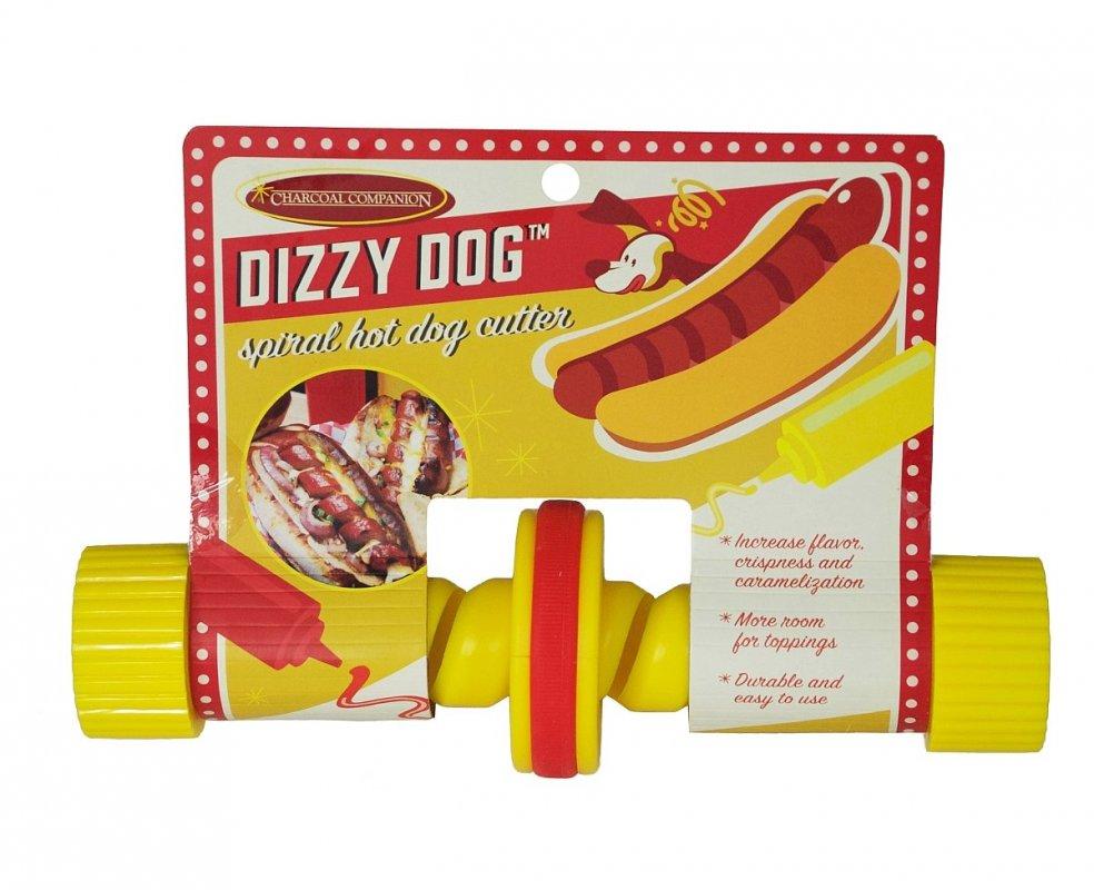 Charcoal Companion Dizzy Dog