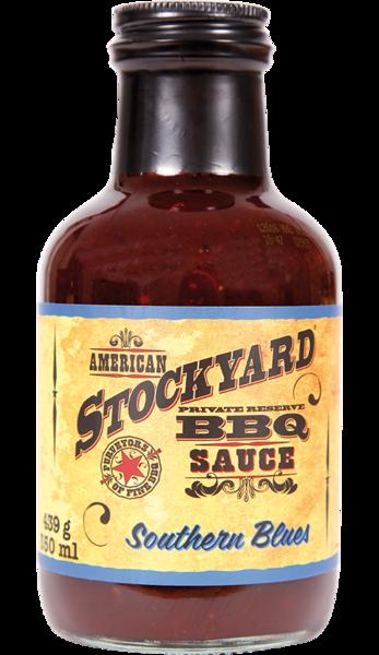 Stockyard Southern Blues BBQ Sauce, 350ml