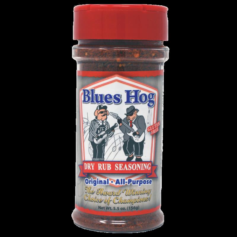 Grilovací koření Blues Hog Original, 155 g