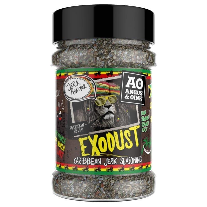 Grilovací koření Angus & Oink Exodust Jamaican Jerk, 200 g