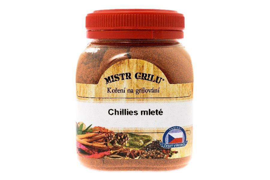 Mistr grilu Chili mleté, 200g